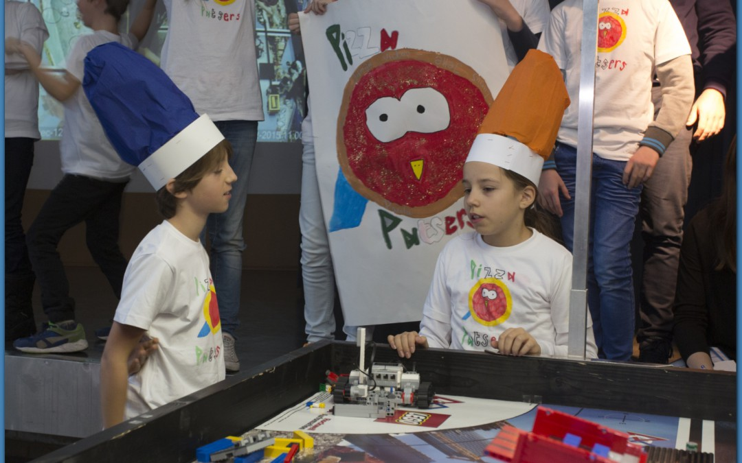 Aanmelden First LEGO League 2016