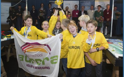 'LEGO League is belangrijk'