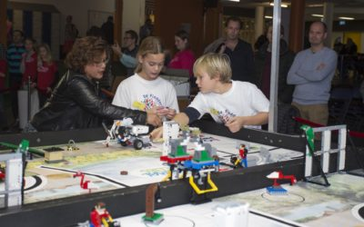 First LEGO League 2017