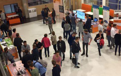 Studenten vinden bedrijvenmarkt waardevol