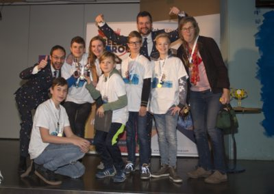 FirstLEGOLeagueFLEVO 110