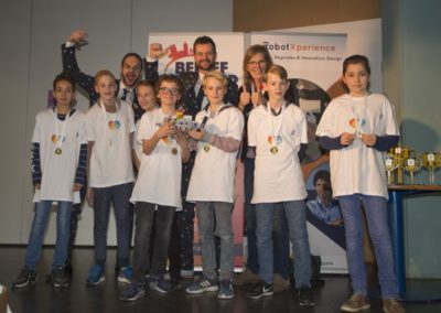 FirstLEGOLeagueFLEVO 118