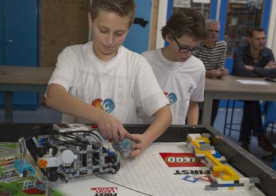 FirstLEGOLeagueFLEVO 85