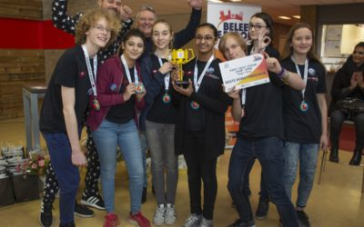 032Code wint LEGO League in het Gooi