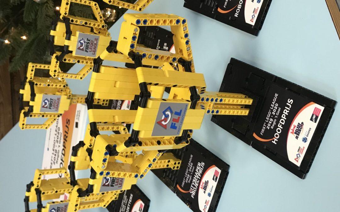Alternatieve regiofinales FIRST LEGO League
