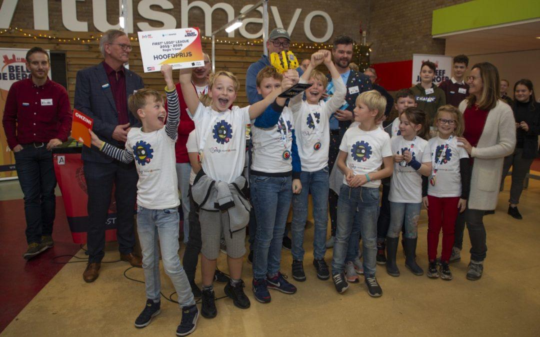 PRET Letters Weesp winnen regiofinale 't Gooi