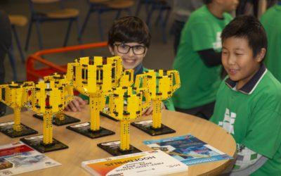Info en oriëntatie op LEGO League 2020/2021