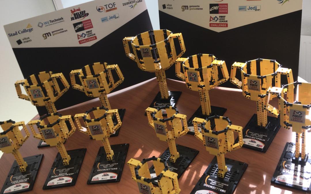 Winnaars LEGO League bekend!